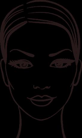 Vrouwelijk hoofd